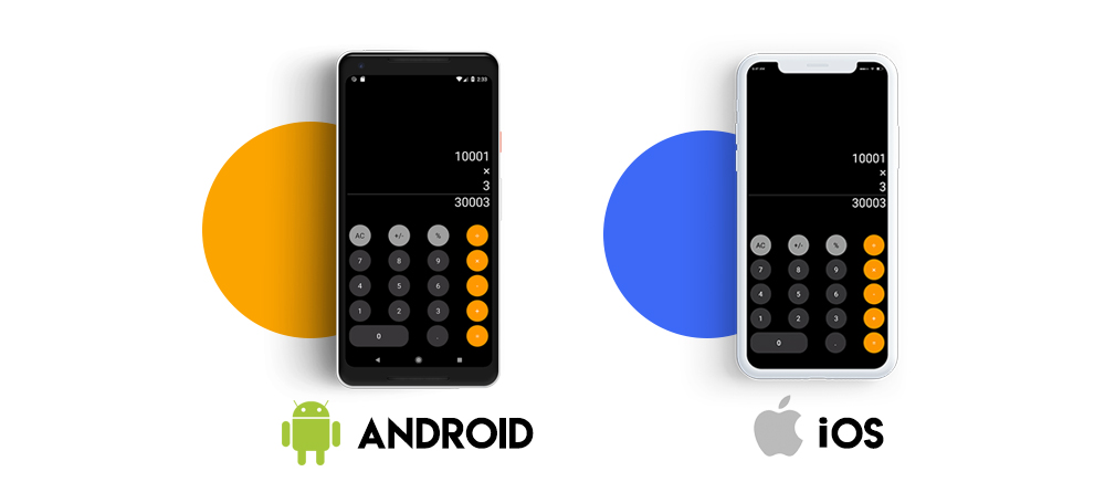 calculator-android-ios